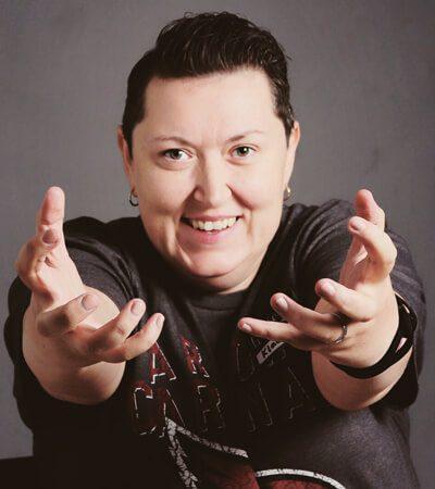 Klaudia Jurewicz testimonial for Carrie Reagh
